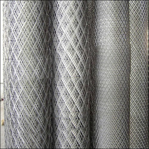 Diamond Mesh Expanded Metal Lath For Wall Plastering 27