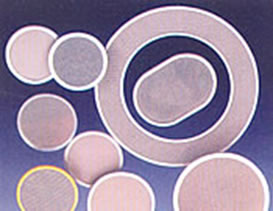 Single or multi-layer Wire Cloth Disks