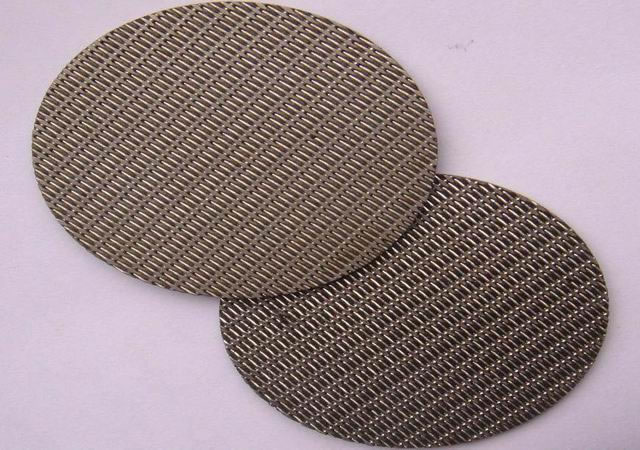 Monel Alloy Woven Wire Mesh