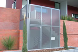 Outdoor Decorative Perforated Mesh Panels