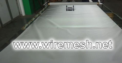 Knitted Wire Cloth, 316