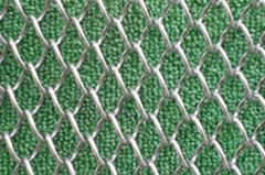 Chain Link Mesh, Stainless Steel