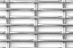 Aluminum Woven Architectural Mesh Fabric